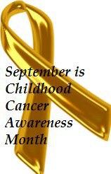 Sept Childhood Cancer